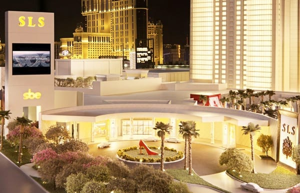 SLS Las Vegas Casino Review | Best Sin City Resort Deals