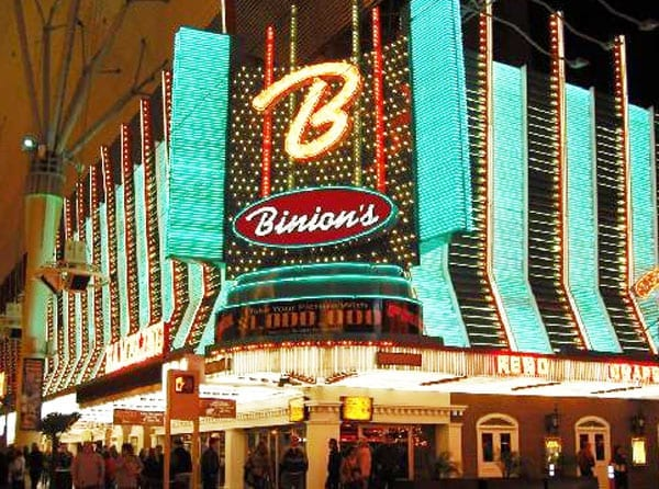 Binion's Casino Resort Las Vegas Review