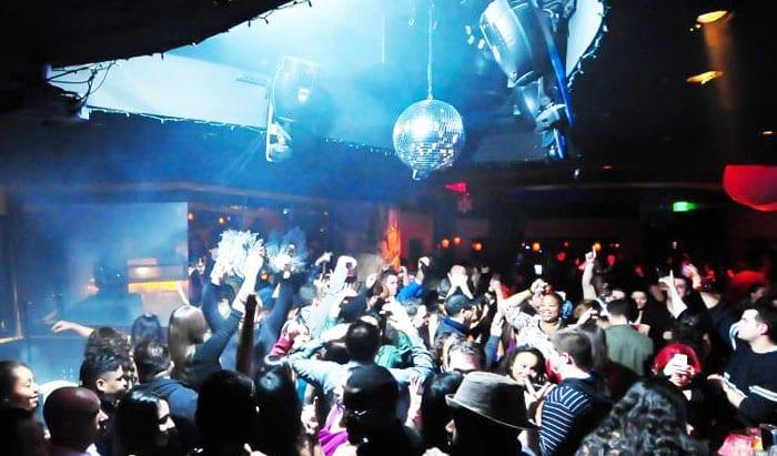 Blue Martini Las Vegas Club Review