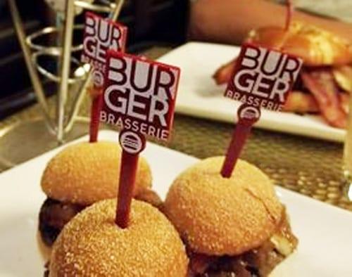 Burger Brasserie Las Vegas Restaurant Review