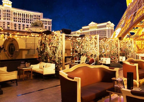 Chateau Las Vegas Club Nightclub & Rooftop Review