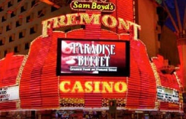Fremont Casino Resort Las Vegas Review