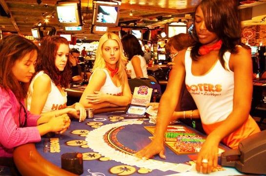 $5 blackjack tables on the strip