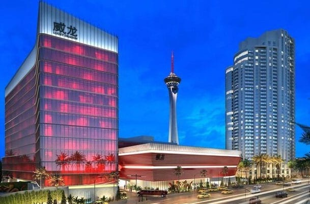 Lucky Dragon Hotel And Casino Review