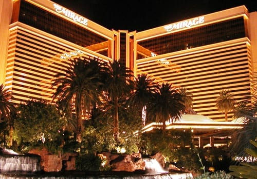 The Mirage Hotel & Las Vegas Casino Review