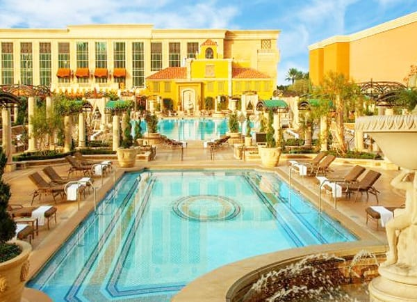 The Venetian Resort Hotel Las Vegas Casino Review