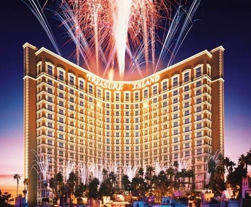Treasure Island Hotel & Casino Review