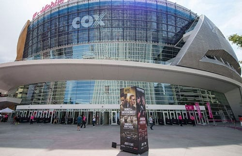 UFC To Hold A Series Of Fights In Sin City   Cheapest Tickets Online